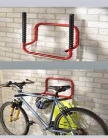 rack de bicibleta, rack de pared, rack giratorio